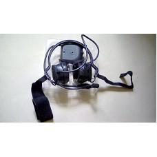 RACAL ACOUSTICS RAPTOR HEADSET ASSY RA500010025 BLACK CW PTT